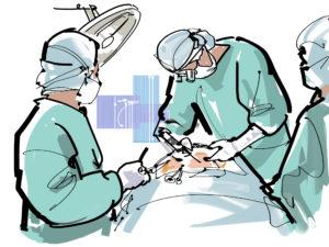 乳腺葉状腫瘍は手術で摘出します