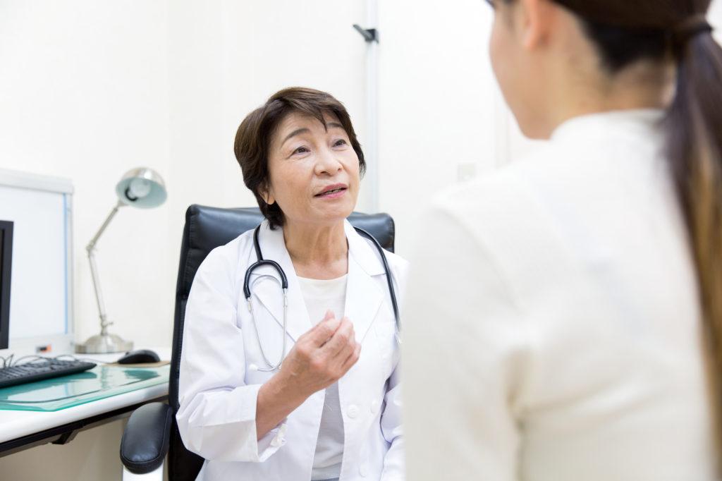 乳がんに関する受診は乳腺科で