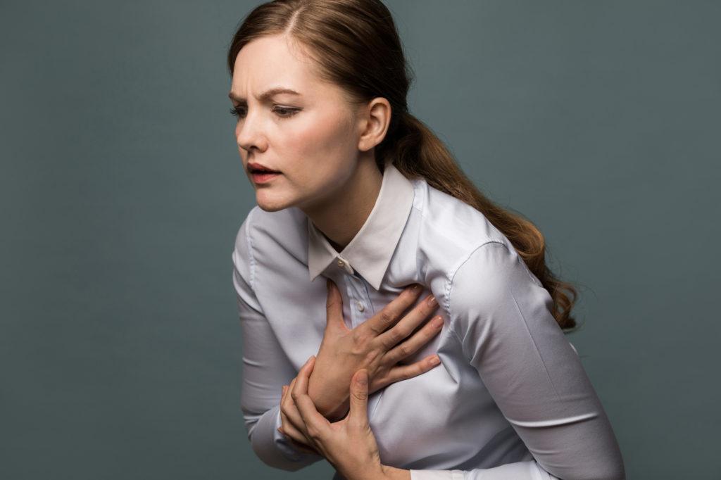 乳がん 豊胸 心臓