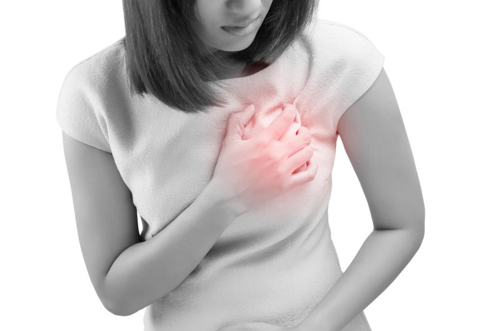 乳腺症 痛み 症状