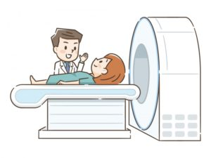 PET-CT検査の流れ