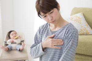 乳がん初期の症状